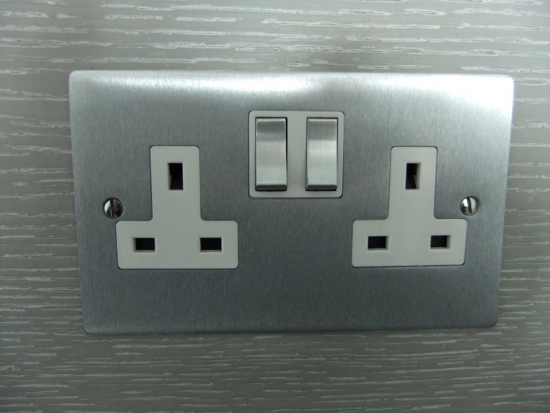 Double sockets