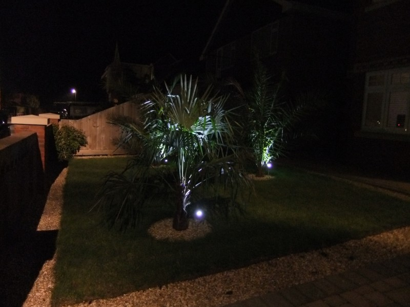 Garden lighting 2