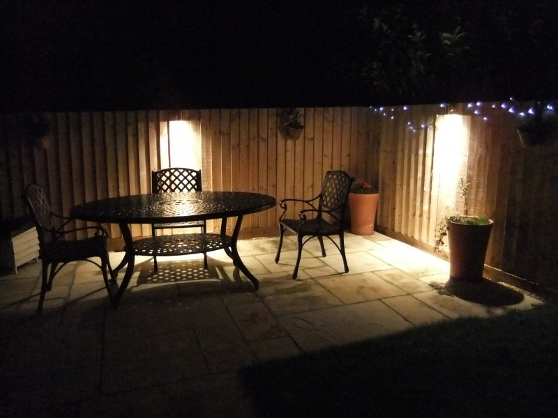 Garden lighting 3
