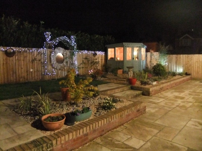 Garden lighting 5